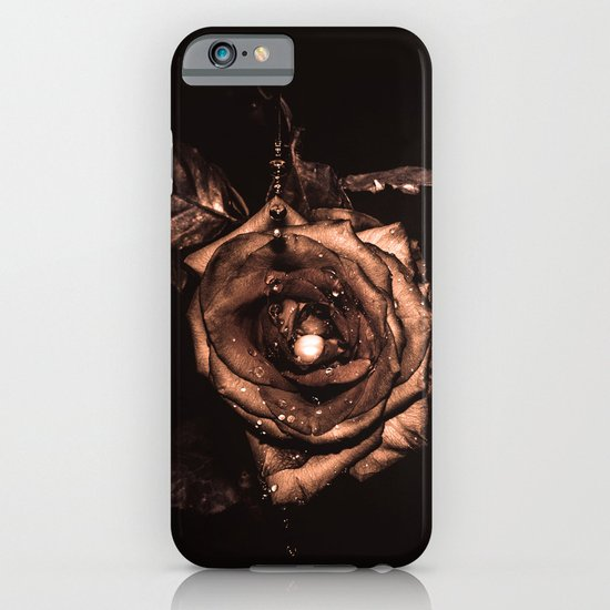 (he called me) the Wild rose iPhone & iPod Case