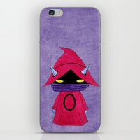 conan iPhone & iPod Skins featuring A Boy - Orko by Christophe Chiozzi