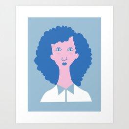 """""""Cleopatra on Pinterest"""" Art Print Art Print"""