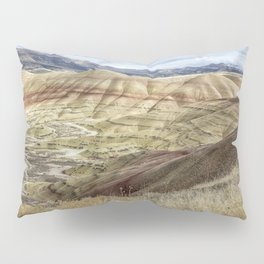The HIlls are Alive with Color Pillow Sham