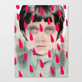 Wittebroodskint Canvas Print