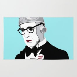 Paranoid Android Rug