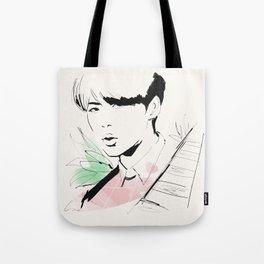 Love Me Right - Sehun Tote Bag