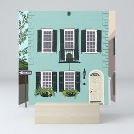 Charleston No. 2 Mini Art Print