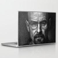 heisenberg Laptop & iPad Skins featuring Heisenberg by Mike Robins
