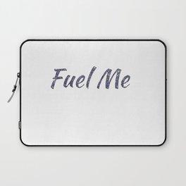 Fuel Me Laptop Sleeve