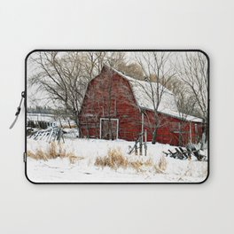 A Cold Day in December Laptop Sleeve