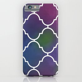 Betty Grace Mermaid Arabesque iPhone Case