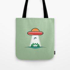 Abduction Tote Bag