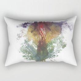 Devon's Vulva Print No.3 Rectangular Pillow