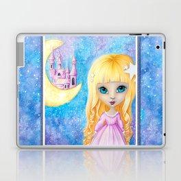 Castle Dreams Girl Laptop & iPad Skin