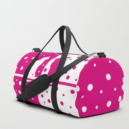 Pink cats 85 Duffle Bag