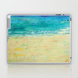 Get to the Beach! Laptop & iPad Skin