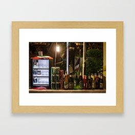 Minimalistic Framed Art Print