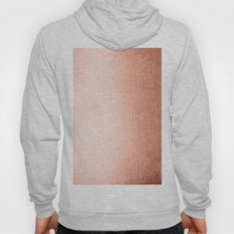 Simply Sweet Peach Coral Shimmer Hoody
