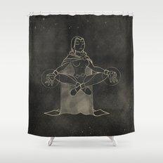 Teen Titans: Raven Shower Curtain