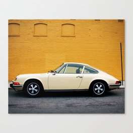 You Know This Car Canvas Print