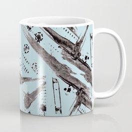 Hand Made Print 1 Coffee Mug