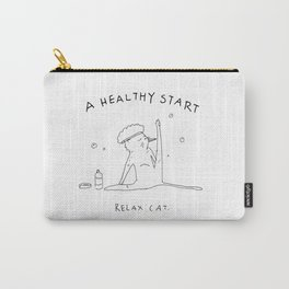 Relax Cat, A Healthy Start, Washing Carry-All Pouch