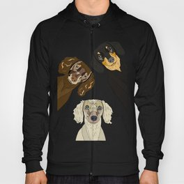 Triple Doxies Hoody