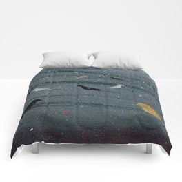 Counting Crows Comforters