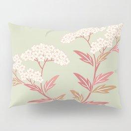Summer Sweet Bloom Floral Pillow Sham