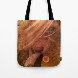 FARRAH MAiSEY (shelter pup) Tote Bag