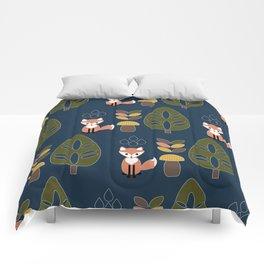 Rainy Fox Comforters