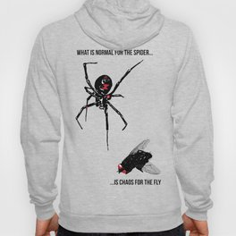 Normal is an Illusion Hoody
