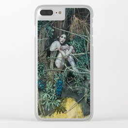Anima Shakti Clear iPhone Case