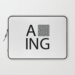 A Maze Ing Laptop Sleeve