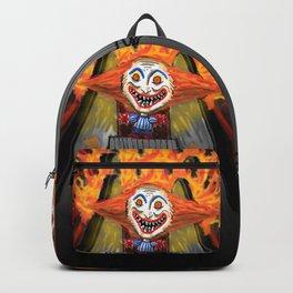 Sick Again - Scary Clown Backpack