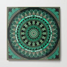 Turtle (Keya) Metal Print
