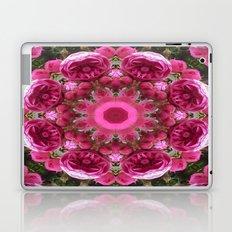 Rose Mandala Laptop & iPad Skin