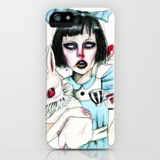 Alice in wonderland  iPhone SE Slim Case