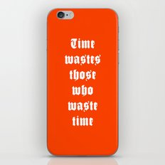 WASTED /2/ iPhone & iPod Skin