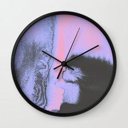 im a mess Wall Clock