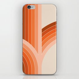 Red Rock Bounce iPhone Skin
