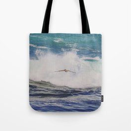 Into the Fray Tote Bag