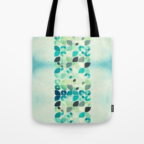 Wintery Tote Bag