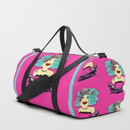Punk Princess Duffle Bag