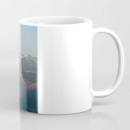 Mount Everest at dawn Coffee Mug