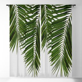 Palm Leaf II Blackout Curtain