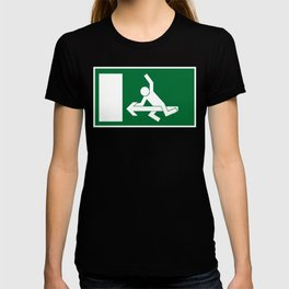 Ride On Exit T-shirt