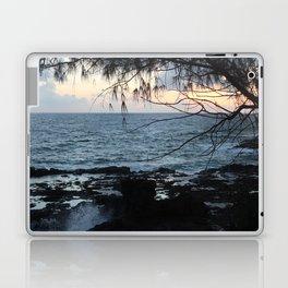 Sunset near Spouting Horn Laptop & iPad Skin