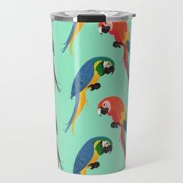 Parrots Travel Mug
