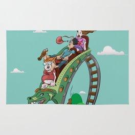 Rollercoaster Rug