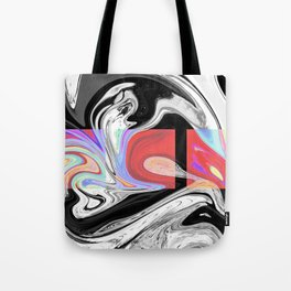 PLIGHT - BLACK Tote Bag