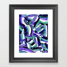Tara - Abstract Framed Art Print