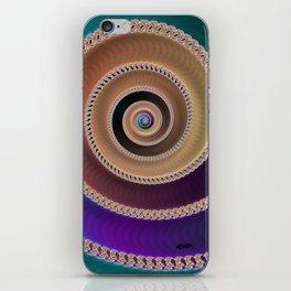 Frackin Merry-Go-Round iPhone Skin